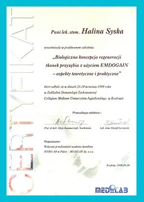 Certyfikat 8